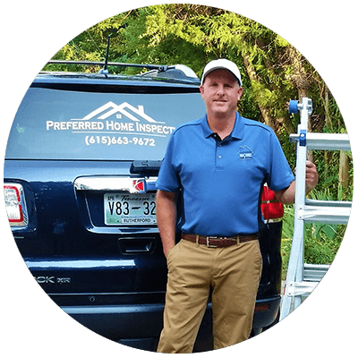 Home Inspector Jim Edwards