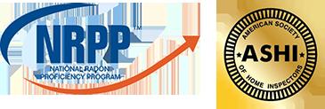 NRPP and ASHI Logos